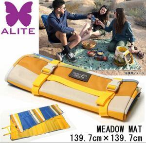 新品 ALITE エーライト  防水 レジャーシート グランドシート リップタイド  メイフライチェア用シート グランドシート
