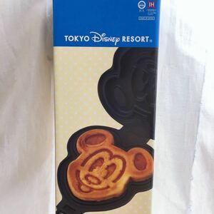 【新品未使用】ディズニーミッキー ワッフルメーカー