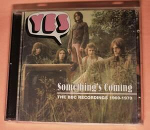 送料無料【2CD】YES'SOMETHING'S COMING'THE BBC RECORDINGS 1969-1970