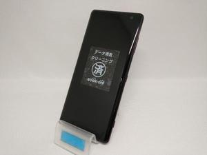 docomo 【SIMロック解除済】Android SO-01L Xperia XZ3