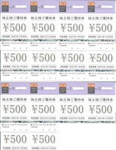 クリエイトレストランツ 株主優待券 7000円分