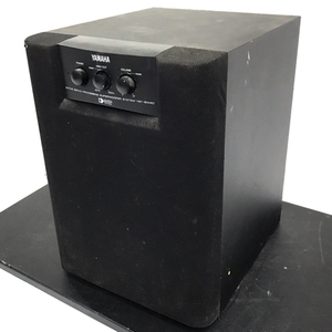 YAMAHA YST-SW40 サブウーファー スーパーウーファー 通電確認済み ヤマハ オーディオ機器