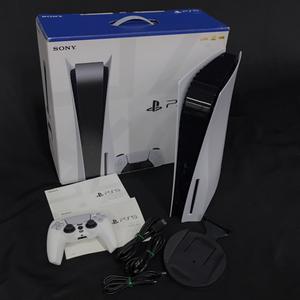 1円 SONY CFI-1000A01 PS5 プレイステーション5 本体 ディスクドライブ搭載モデル