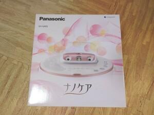 新品 Panasonic パナソニックスチーマーナノケア ピンクゴールド スチーマーナノケア ナノイー エステ フェイスケア