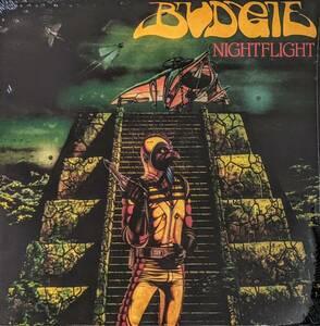 Budgie バッジー - Nightflight 限定再発アナログ・レコード