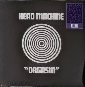 Head Machine ヘッド・マシーン (Ken Leslie=Ken Hensley-Uriah Heep) - Orgasm 限定再発45回転アナログ・レコード