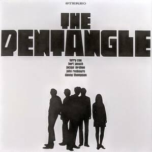 The Pentangle ペンタングル - The Pentangle 限定再発アナログ・レコード