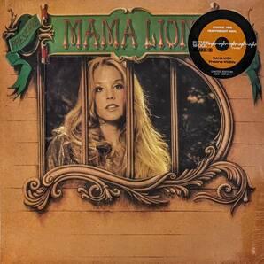 Mama Lion ママ・ライオン - Preserve Wildlife 500枚限定再発オレンジ・カラー・アナログ・レコード