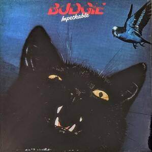 Budgie バッジー - Impeckable 限定再発アナログ・レコード