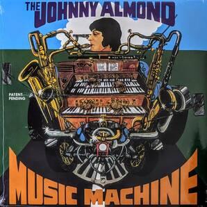 Johnny Almond (Mark=Almond) Music Machine - Patent Pending 限定再発アナログ・レコード