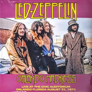 Led Zeppelin レッド・ツェッペリン - Orlando Madness 限定二枚組アナログ・レコード