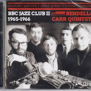 Don Rendell ドン・レンデル Ian Carr イアン・カー Quintet - BBC Jazz Club II 1965-1966 CD