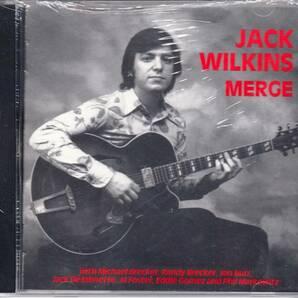 Jack Wilkins ジャック・ウィルキンス - Merge リマスター再発CD
