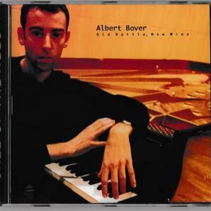 Albert Bover - Old Bottle, New Wine CD