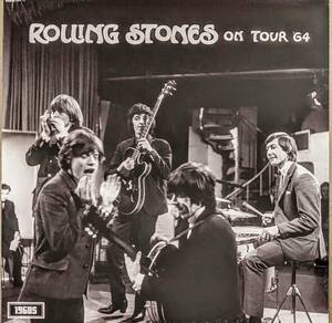 The Rolling Stones ザ・ローリング・ストーンズ - Let The Airwaves Flow Volume 6 - On Tour '64 限定アナログ・レコード