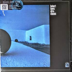 Hubert Laws ヒューバート・ロウズ - Afro-Classic 限定再発アナログ・レコード