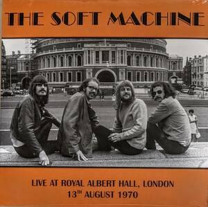 Soft Machine ソフト・マシーン - Live At Royal Albert Hall In London On 13th August 1970 限定アナログ・レコード