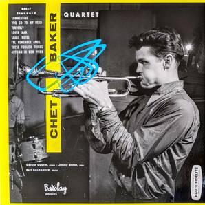 Chet Baker チェット・ベイカー Quartet - 1956 限定リマスター再発アナログ・レコード