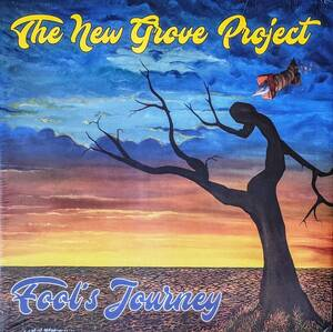 The New Grove Project (Featuring Roine Stolt=Flower Kings他) Fool's Journey 333枚限定再発ピクチャー・アナログ・レコード