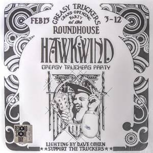 Hawkwind ホークウインド - Greasy Truckers Party RSD2021 ボーナス・トラック2曲追加収録4,500枚限定二枚組アナログ・レコード