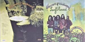 Leaf Hound リーフ・ハウンド - Growers Of Mushroom ボーナス・トラック2曲追加収録限定再発アナログ・レコード