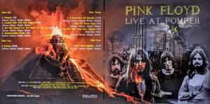 Pink Floyd ピンク・フロイド - Live At Pompeii 500枚限定二枚組アナログ・レコード