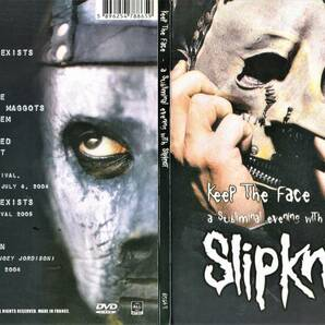 Slipknot スリップノット - Keep The Face (A Subliminal Evening With Slipknot) 限定NTSC方式DVD