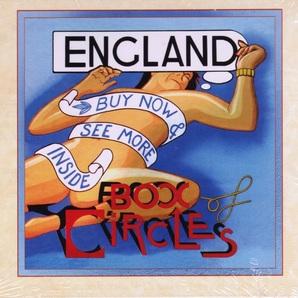 England イングランド - Box Of Circles CD