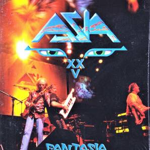 All Four Members of Asia エイジア - Fantasia - Live In Tokyo DVD