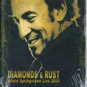 Bruce springsteen ブルース・スプリングスティーン - Diamonds & Rust - Live 2005 限定NTSC方式DVD