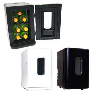 新品 冷温庫 8L ポータブル 保冷庫 小型 車載 温冷庫 1台2役 2電源 14