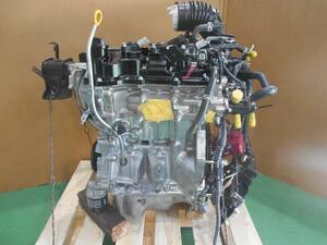 タント 6BA-LA650S エンジンASSY R67 L
