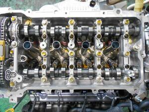カローラスポーツ 6AA-ZWE211H エンジンASSY 221 ハイブリットG