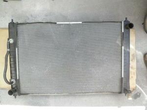 エルグランド E52 ラジェター コンデンサー セット 中古品 漏れなし