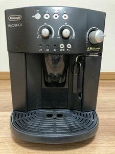 【送料無料】DeLonghi MAGNIFICA デロンギ ESAM1000SJ 全自動コーヒー マシン エスプレッソマシン ジャンク 部品取り