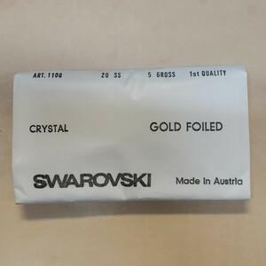 スワロフスキーチャトン 1100 SS20 クリスタル 720個