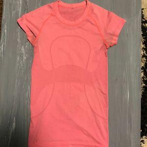 ルルレモン 半袖Tシャツ