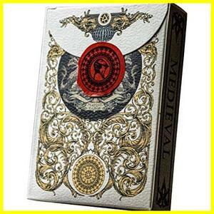 【購入歓迎】 ★色:カラー★ Playing Medieval Cards