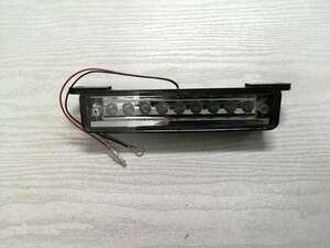ジムニー JA11W JA12W JA22W JB23W 移動用 LED ナンバー灯 ライセンスランプ ホワイト 汎用 防水 スズキ 超高輝度 9LED / 28-59 NA*