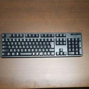 ワイヤレスキーボード エレコム ブラック