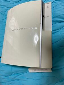 プレイステーション3 PS3 SONY ジャンク 白