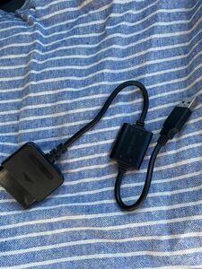 サンワサプライ USB ゲームパッドコンバータ PS2