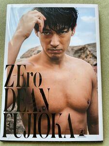 Dean Fujioka 写真 ディーン・フジオカ Z-Ero Book
