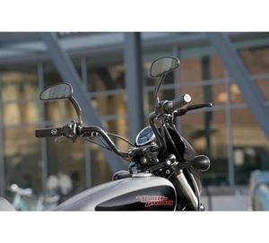 ハーレー 純正 オプション リーチハンドルバー サテンブラック ストリート XG ストリート XG500 XG750 55800224