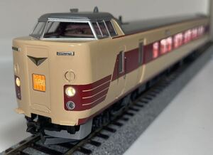 エンドウ JR東海 381系 電車 クロ381 0番台 2019年製造 最新ロット