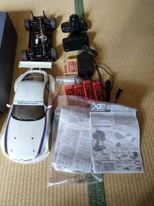 TAMIYA タミヤ 1/10 XB シリーズ BMW Z4 Mクーペ