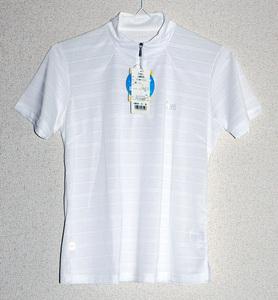 ● アシックス Lean 半袖ハーフジップ シャツ ● 新品未使用