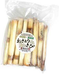 【ペット用】冷凍サトウキビ 香川県産 竹糖(細キビ) 皮無し 特価