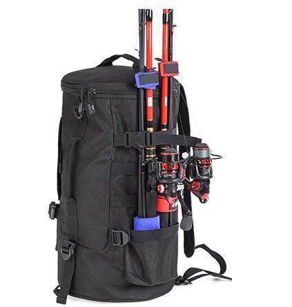 3way フィッシング 釣りバッグ リュックサック 防水 バックパック 大容量