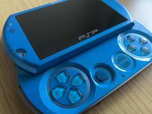 PSP go プロト ブルー 状態良好